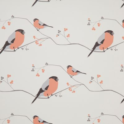 bullfinch wallpaper and fabric