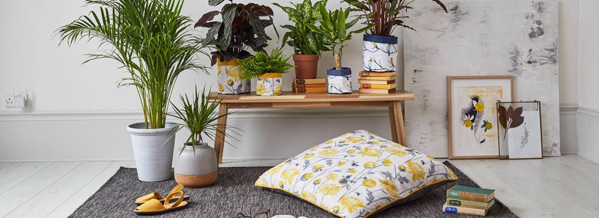 Lorna Syson Chrysanthemum Design