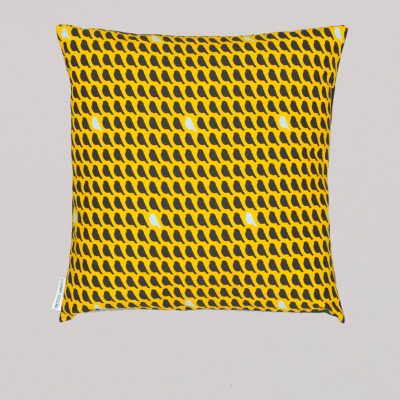 Flock Sunrise Cushion