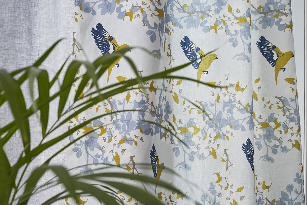 greenfinch fabric