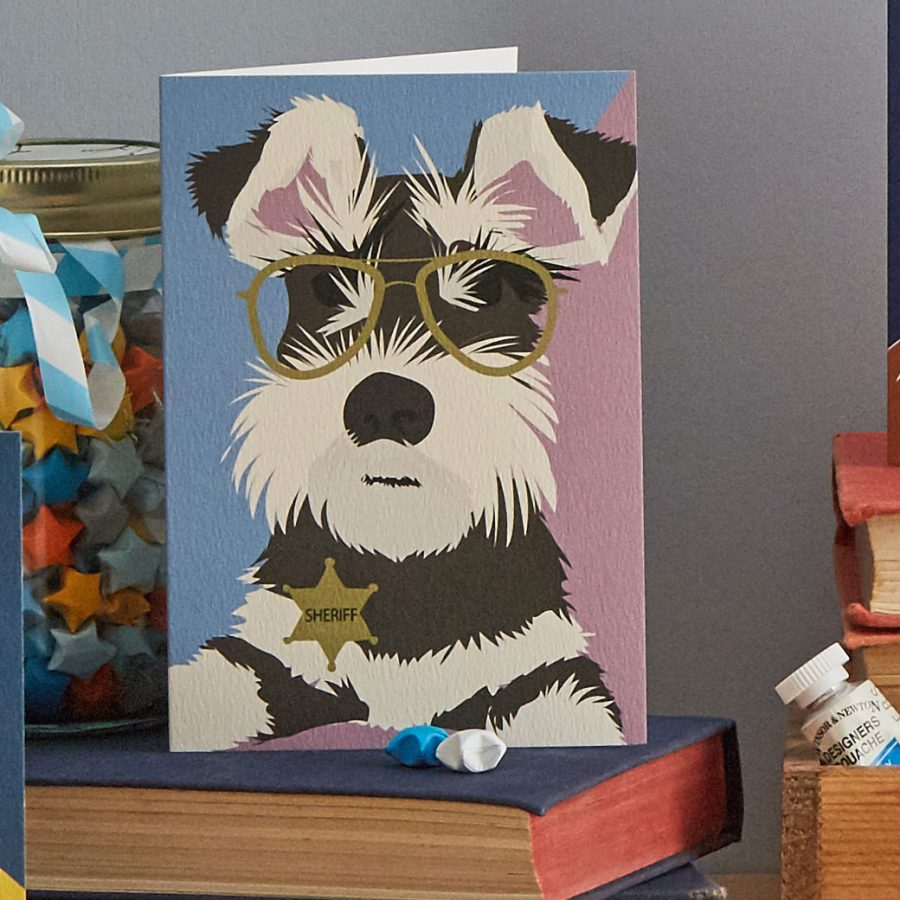 dog cards Animal cards occasion cards
