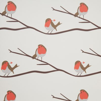 Robin Fabric and Wallpaper