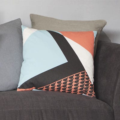 seabreeze cushion by lorna syson