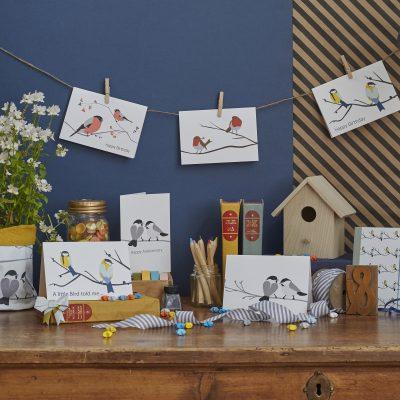 Songbird Cards