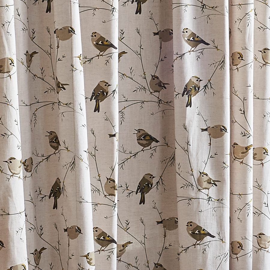 Goldcrest fabric and blinds - foliage fabric by the metre - Lorna Syson Living