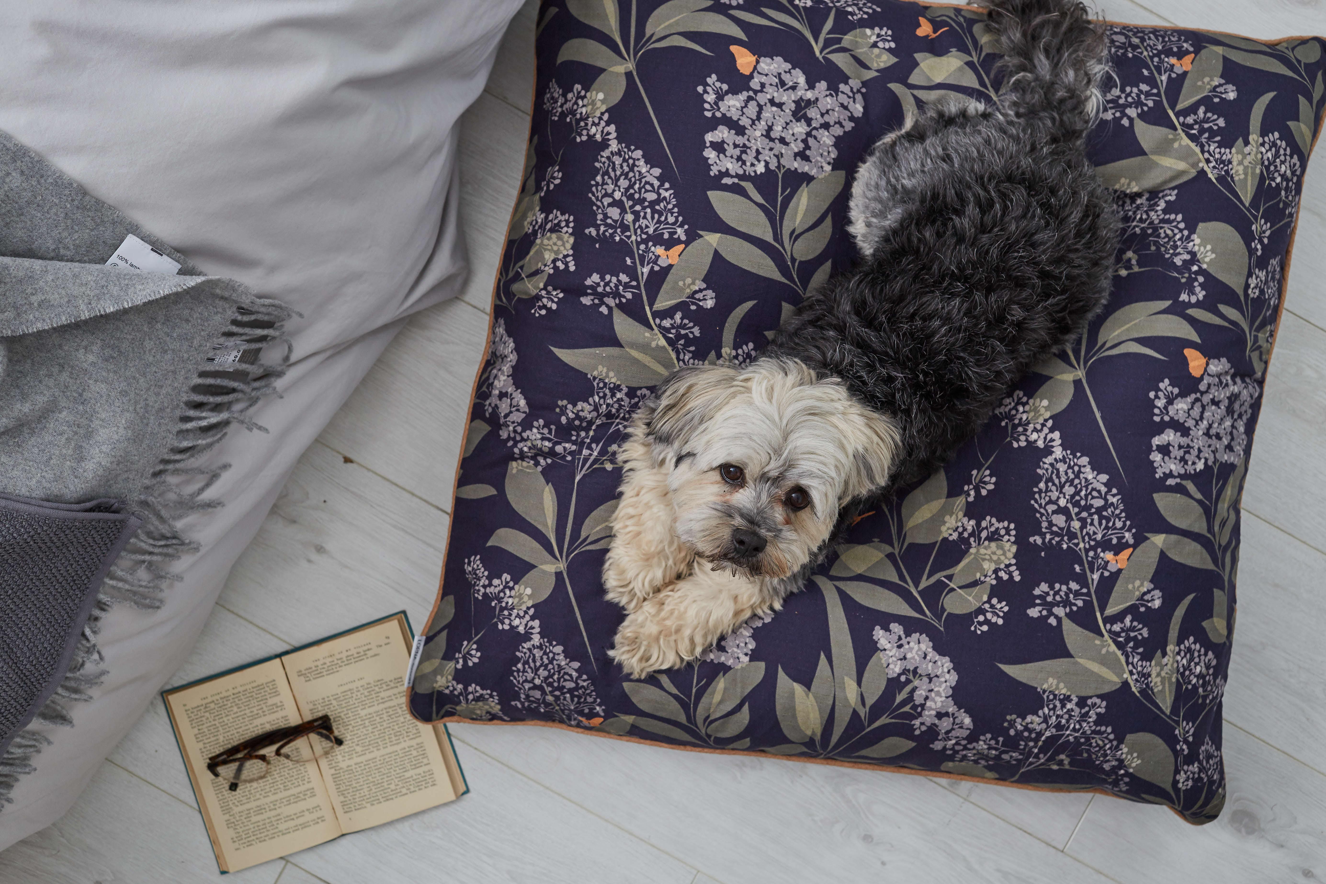 Lorna Syson floor cushion