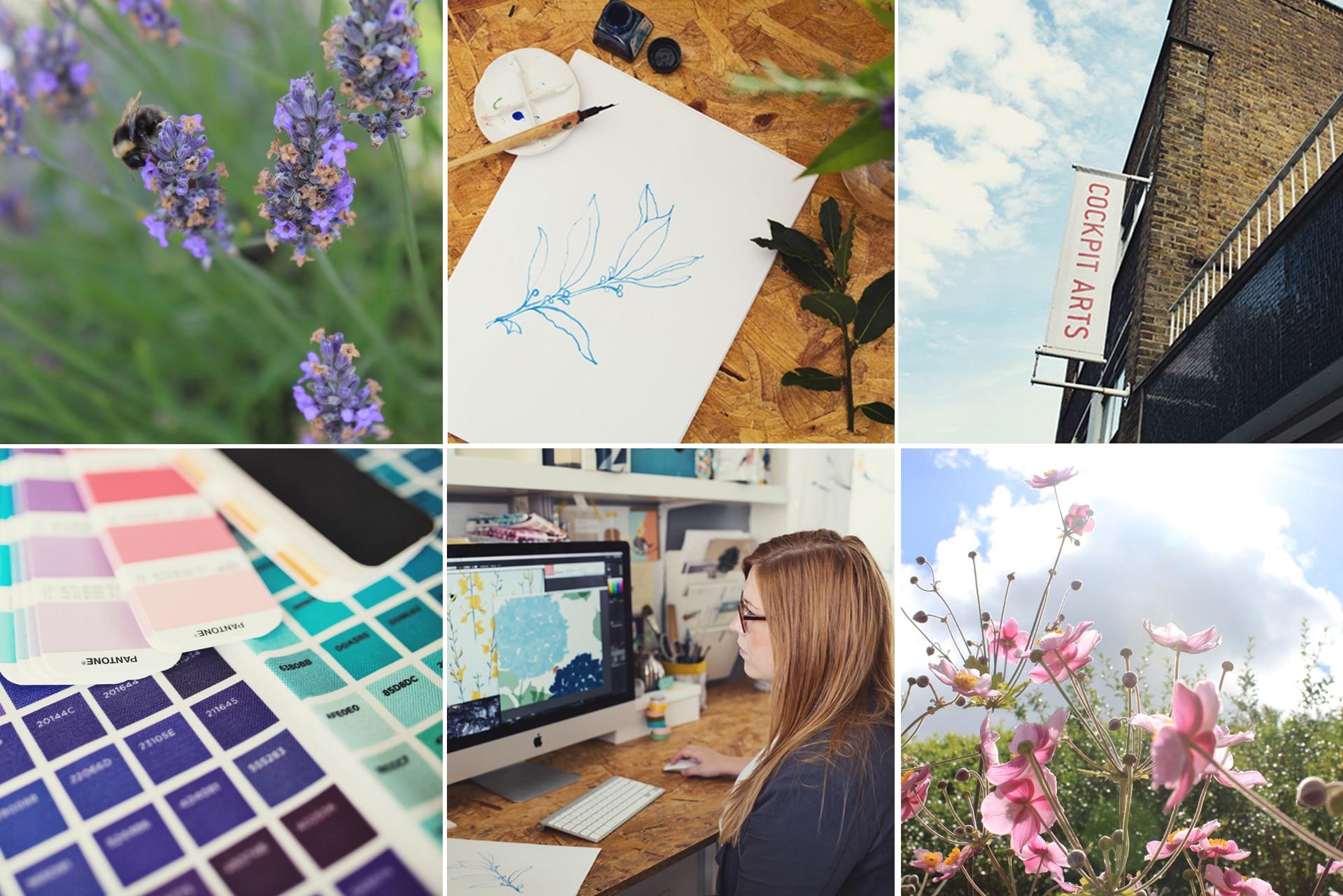 Lorna Syson design process