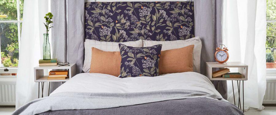 Lorna Syson Buds & Butterflies Design