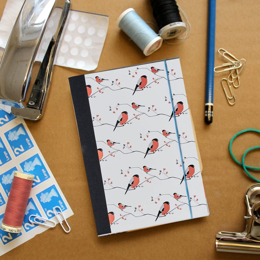 bullfinch notebook