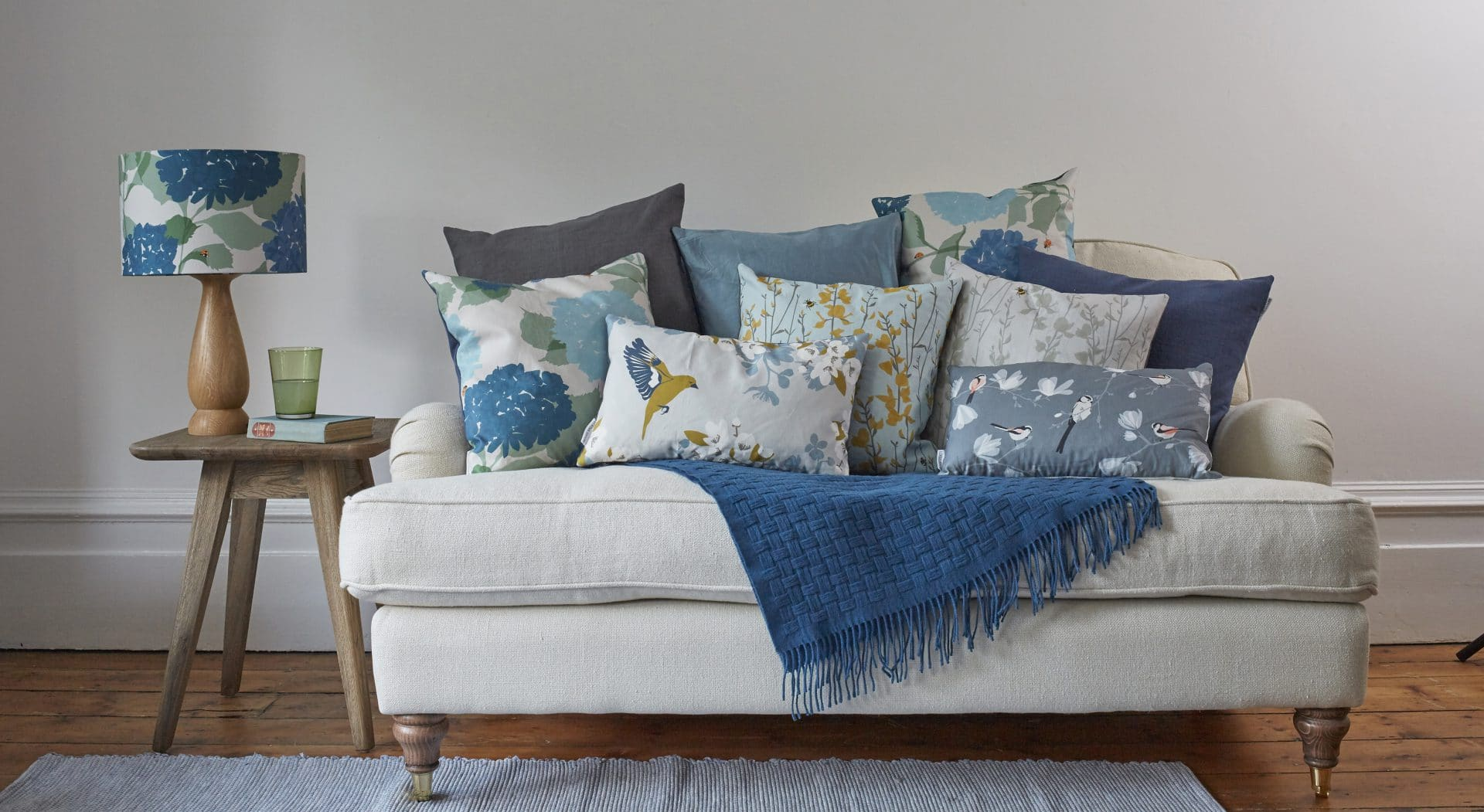 Lorna Syson's Bloom collection at Harrogate Home and Gift Festival