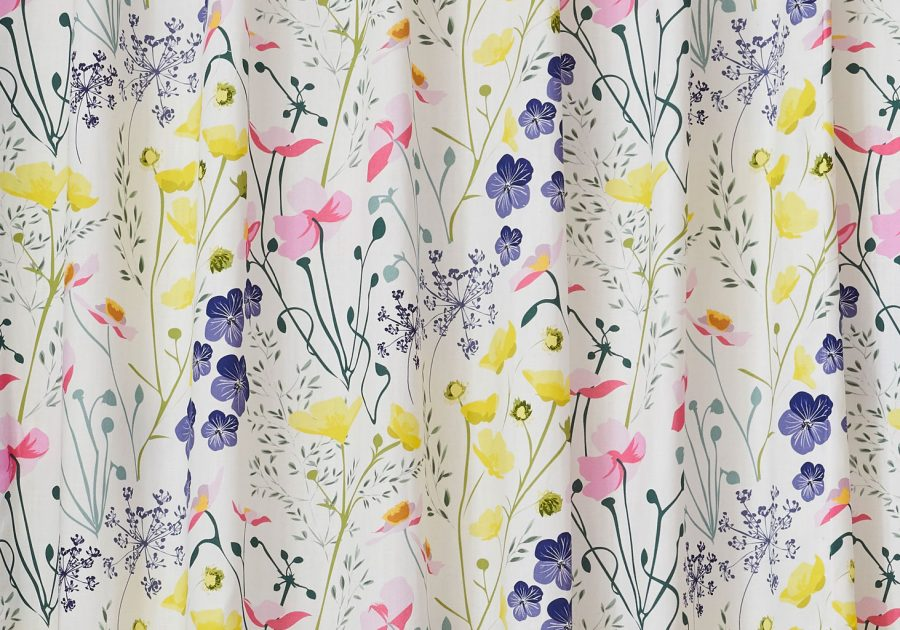 Meadow Fabric by Lorna Syson