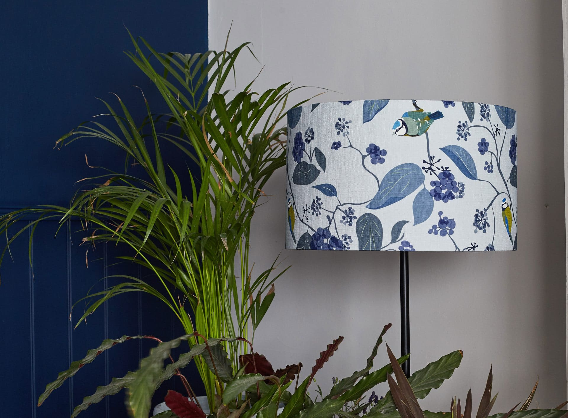 SPRING IVY LAMPSHADE