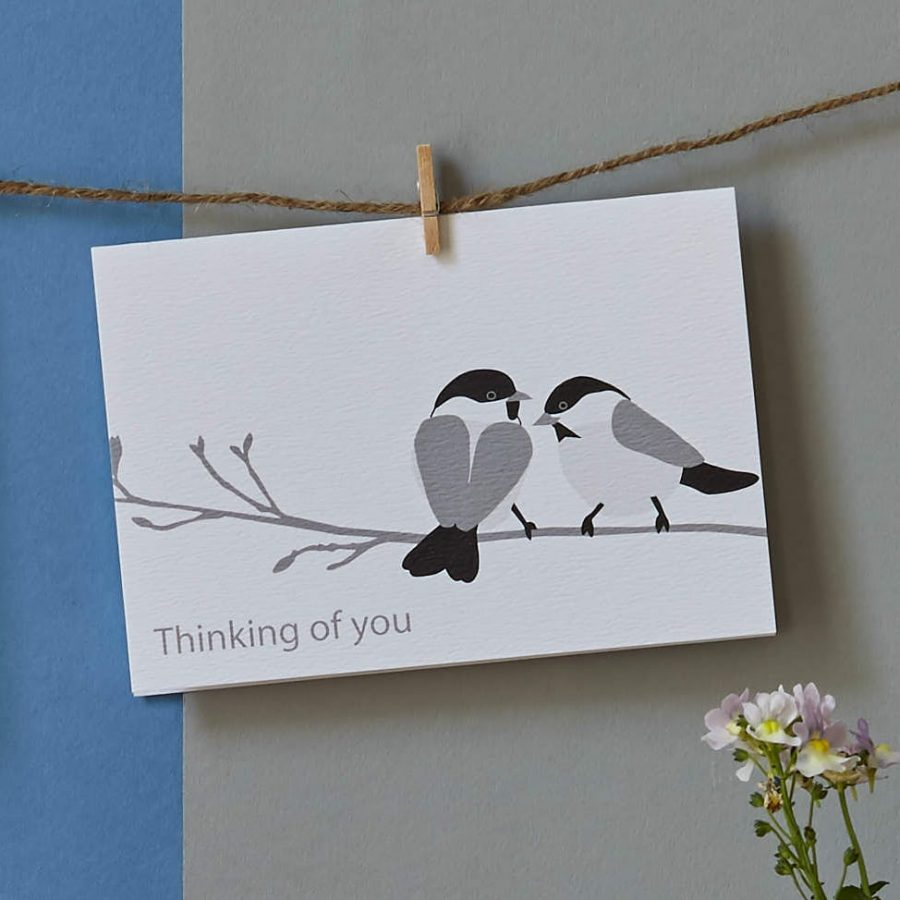 lorna syson thinking of you card